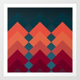 Bold Liner Art Print