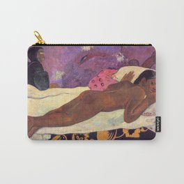 Spirit of The Dead Watching - Gauguin Carry-All Pouch