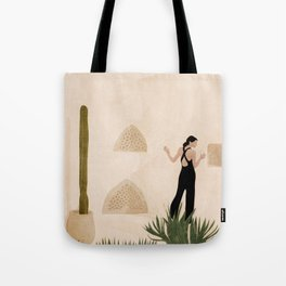 City Walls Tote Bag