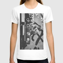 NYC Doors T-shirt