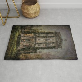 Haunted Manor House Rug