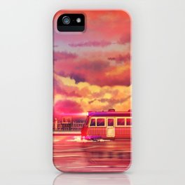 Sixth Station iPhone Case