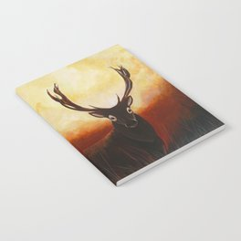 King of the forest Notebook