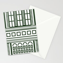 Tribute to Alberti Stationery Cards