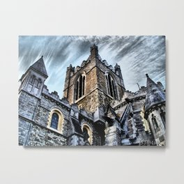 Aged Faith Metal Print