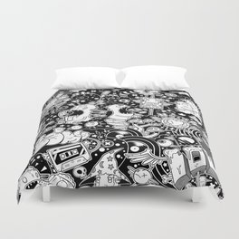 Grandson Of Doome Duvet Cover