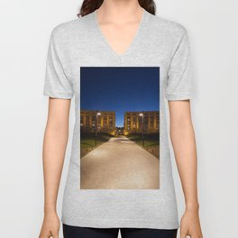 MONTPELLIER Unisex V-Neck
