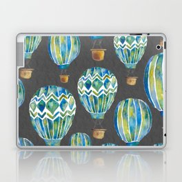 Watercolor Hot Air Balloons Laptop & iPad Skin
