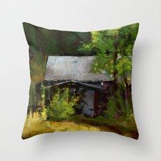 A Gentle Breeze Throw Pillow
