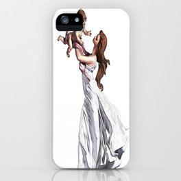 Maternal iPhone Case