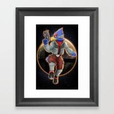 Falco Lombardi Framed Art Print