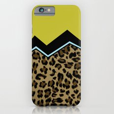 Sassy Babe - Chartreuse iPhone 6s Slim Case