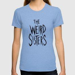 The Weird Sisters - Black T-shirt