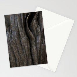 Waxed oak 3 Stationery Cards