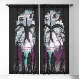 Something Strange Blackout Curtain