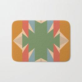 Orange Star - Style Me Stripes Bath Mat