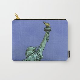 Lady Liberty #6 Carry-All Pouch