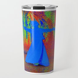 Sufi Dancer Travel Mug