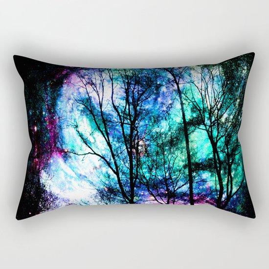 vortex sky Rectangular Pillow