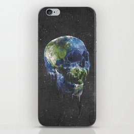 mothers dying iPhone Skin