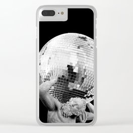 Weight of the Weekend Clear iPhone Case
