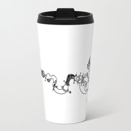 Deep pleasure Travel Mug