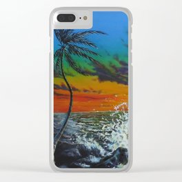 HI Life Clear iPhone Case