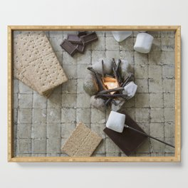 S'Mores Serving Tray