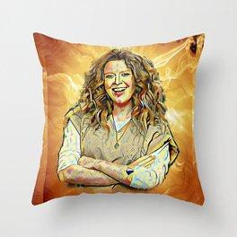 Nicky Nichols Throw Pillow
