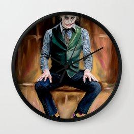 Joker Time Wall Clock