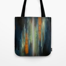 They will rain on you Tote Bag