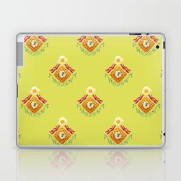 Waffles and Bacon (Grass is Greener on the Otherside) Laptop & iPad Skin