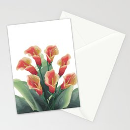 Calla Lily 2 Stationery Cards