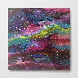 Galaxy Milkyway Metal Print