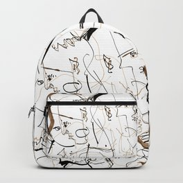 Twins Backpack