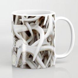 Real Elk Antlers Coffee Mug