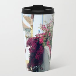 Portugal, Obidos (RR 185) Analog 6x6 odak Ektar 100 Travel Mug