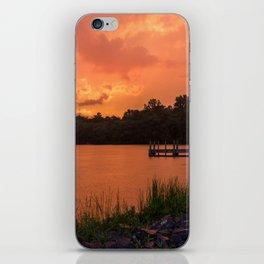 Sunset Sprinkles iPhone Skin
