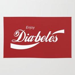 Enjoy Diabetes Rug