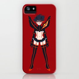 KLK Ryuko iPhone Case