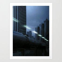 Modernity Art Print