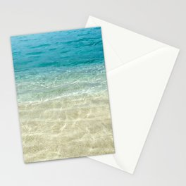 Nature's artwork Stationery Cards