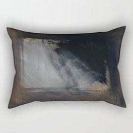 Disagreement via TV Rectangular Pillow
