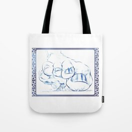 Big Gurl Crush Tote Bag