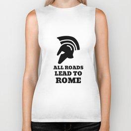 Road To Rome Biker Tank