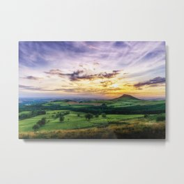 Captain Cook Country Metal Print