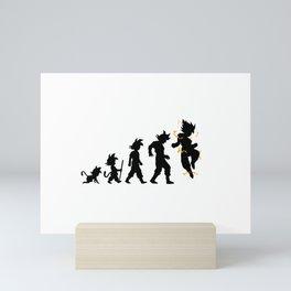 Evolution V.2 Mini Art Print