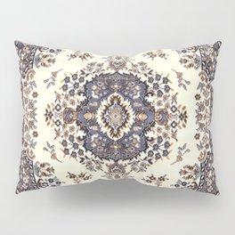 V8 Moroccan Epic Carpet Texture Design. Pillow Sham