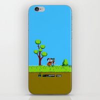 gameboy iPhone & iPod Skins featuring Gameboy by Janismarika