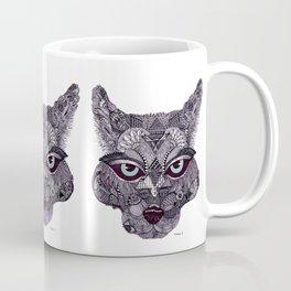 'Wolf' by Tameka Westerland.  Coffee Mug